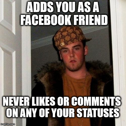 Adds You As A Facebook Add Me Meme