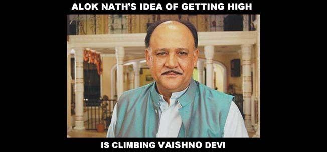 Alok Nath's Idea Of Alok Nath Meme