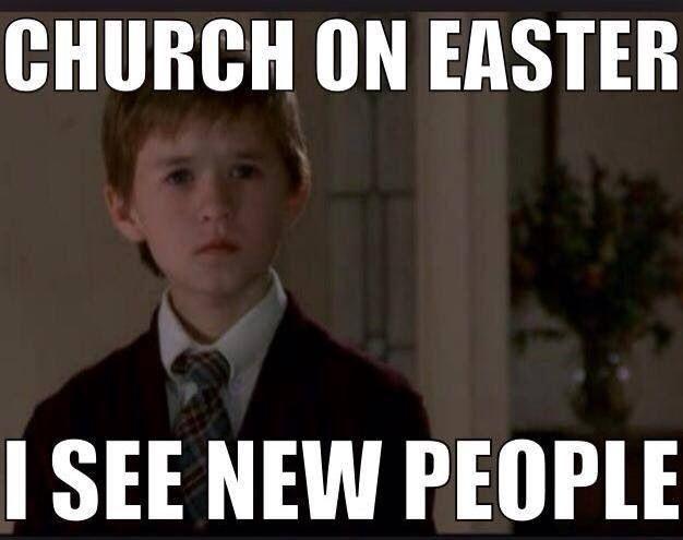 Church On Easter I See New Good Friday Meme