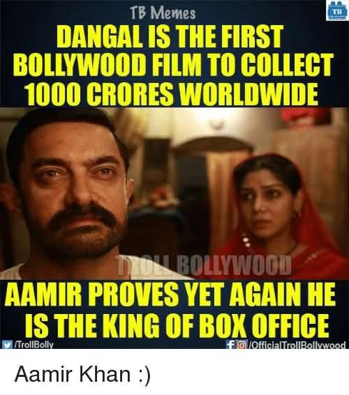 Dangal Is The First Aamir Khan Meme