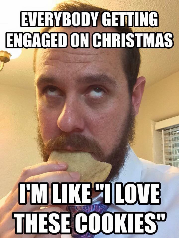 Everybody Getting Engaged On Christmas Engagement Meme