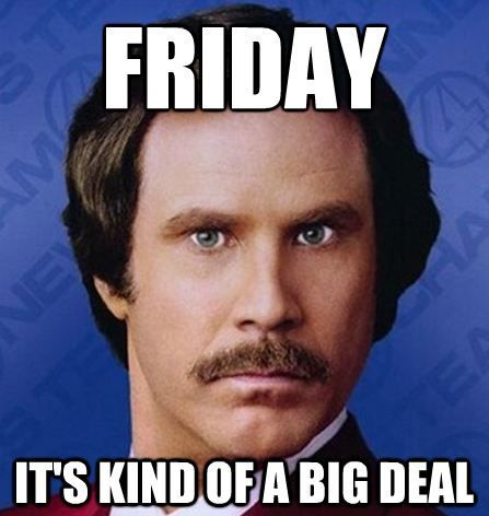 Friday It's Kind Of A Good Week Meme