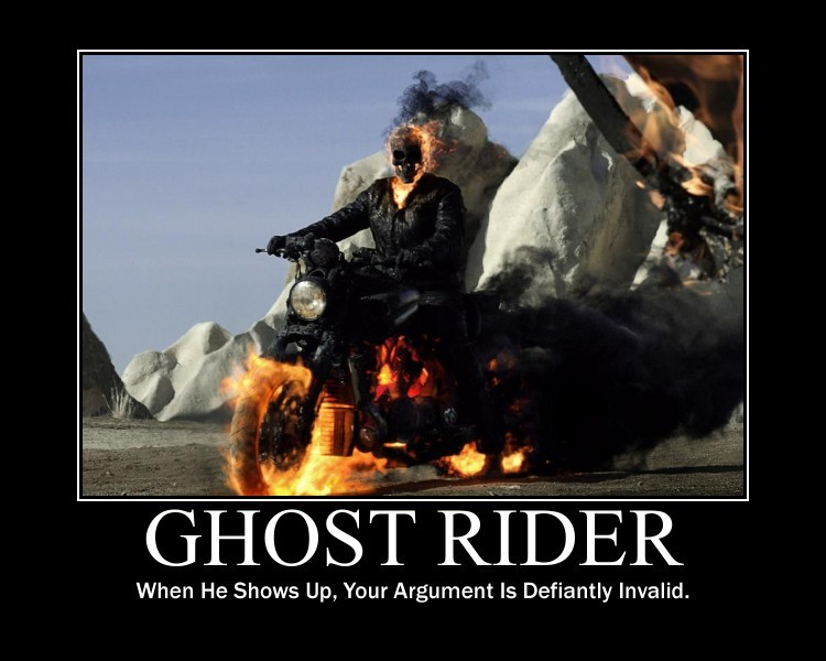 Ghost Rider When He Ghost Rider Meme