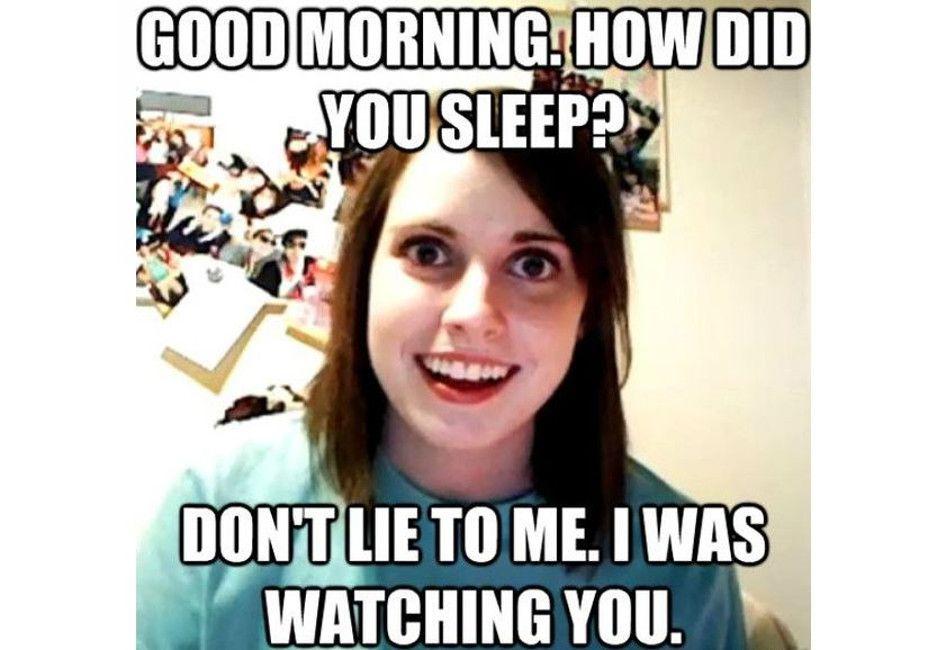 Good Morning How Did You Sleep Good Morning Meme