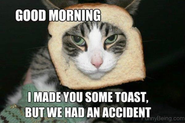 Good Morning I Made You Some Good Morning Meme