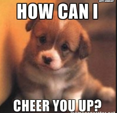 How Can I Cheer Cheer Up Meme
