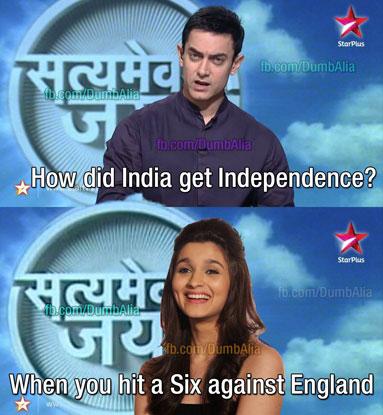 How Did India Get Alia Bhatt Meme