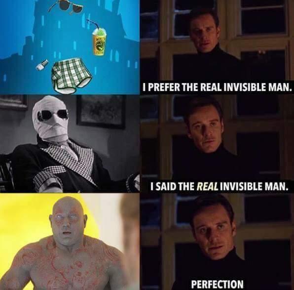 I Prefer The Real Gamora Meme