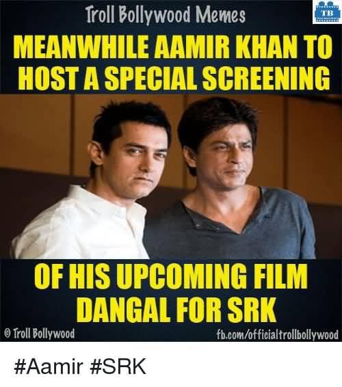 Meanwhile Aamir Khan To Aamir Khan Meme