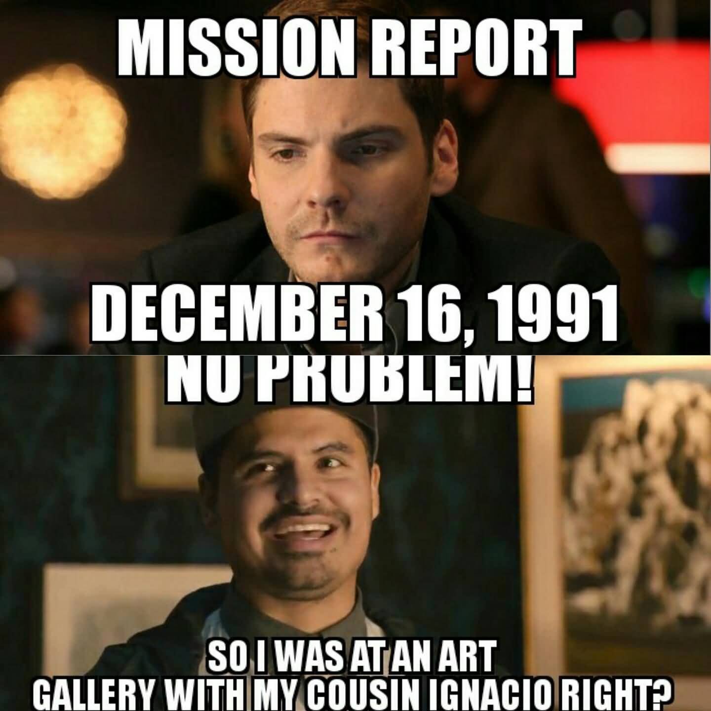 Mission Report December 16 Ant Man Meme
