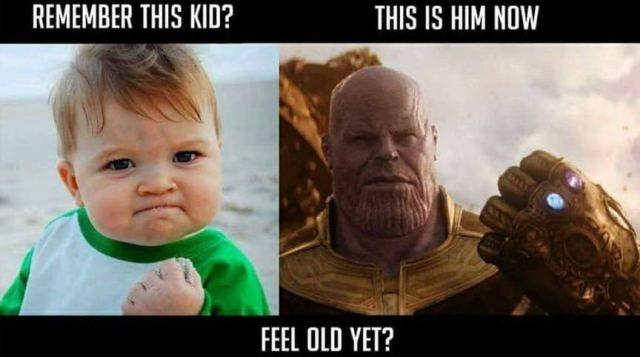 Remember This Kid This Gamora Meme