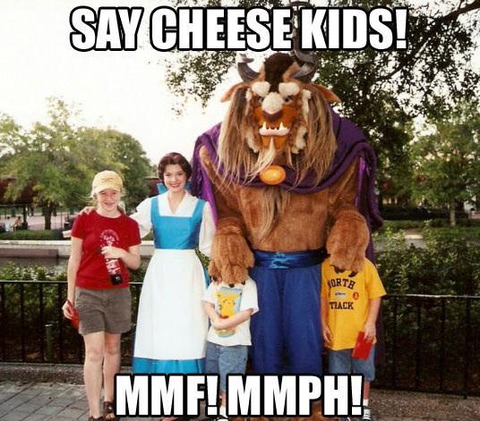 Say Cheese Kids! MMF! Beast Meme