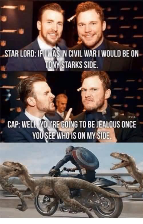 Star Lord If I Star Lord Meme