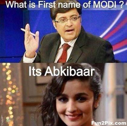 What Is First Name Alia Bhatt Meme