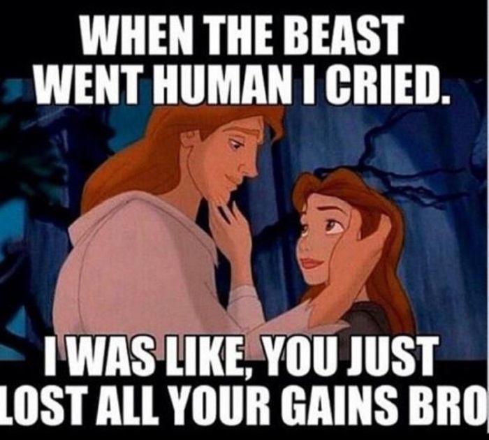 When The Beast Went Beast Meme