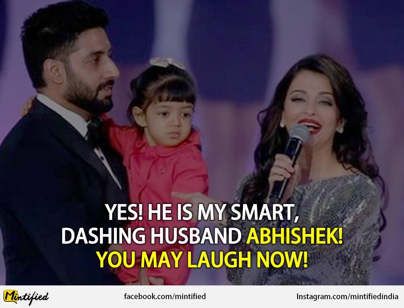 Yes! He Is My Abhishek Bachchan Meme
