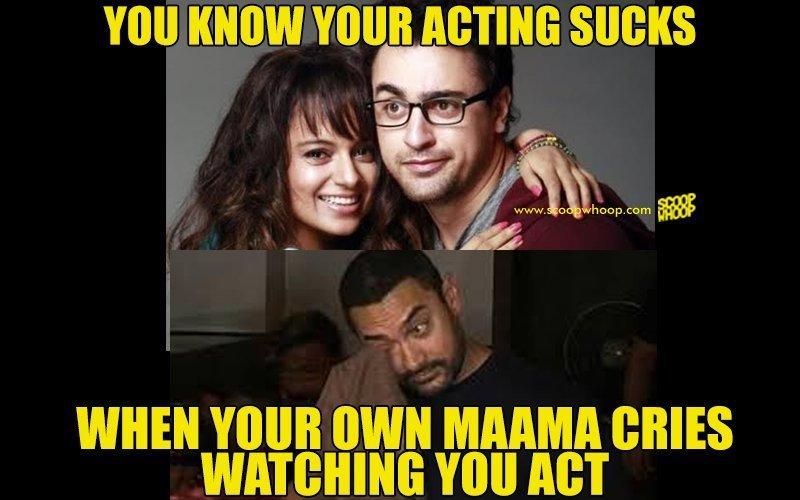 You Know Yoru Acting Aamir Khan Meme