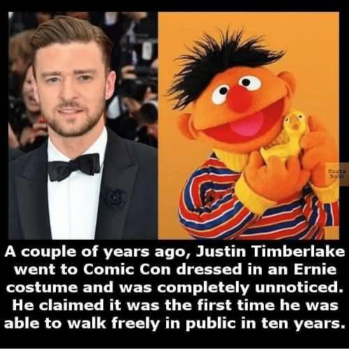 Justin Timberlake Meme A Couple Of Years
