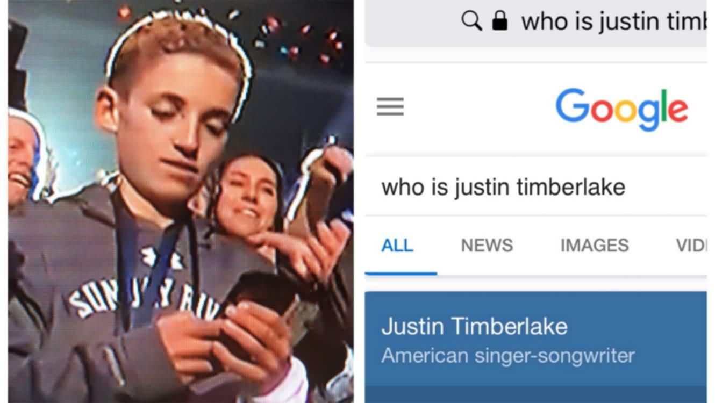 Who Is Justin Timberlake Justin Timberlake Meme