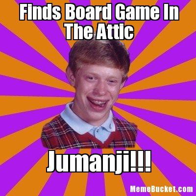 Finds Board Game In Board Game Meme