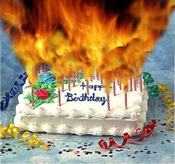 Happy Birthday Birthday Cake Meme