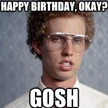 19 Very Funny Birthday Meme That Make You Laugh | MemesBoy