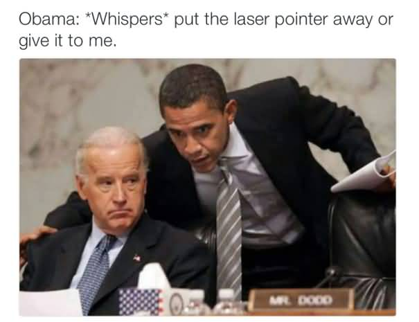 Obama Whispers Put The Barack Obama Meme