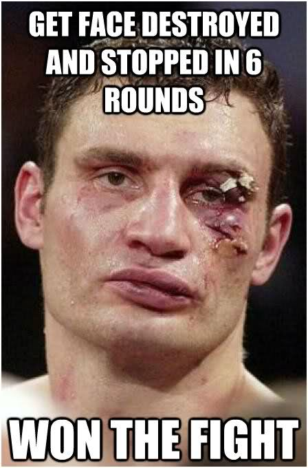 Get Face Destroyed And Boxing Meme
