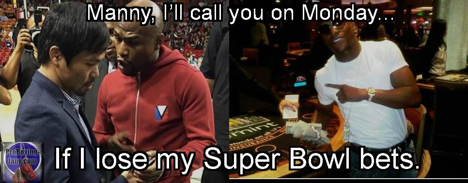 If I Lose My Super Boxing Memes Mayweather