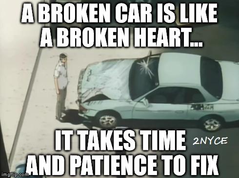 A Broken Car Is Like Car Meme