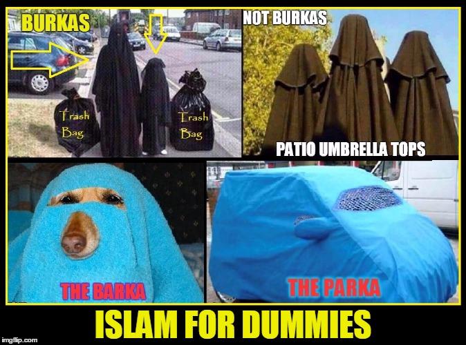 Burkas Not Burkas Patio Burka Meme