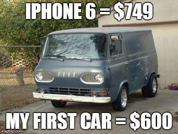 My First Car Car Meme