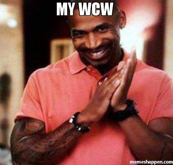 My Wcw Wcw Meme