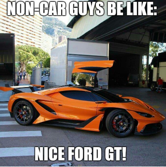 Non Car Guys Be Like Car Guy Memes