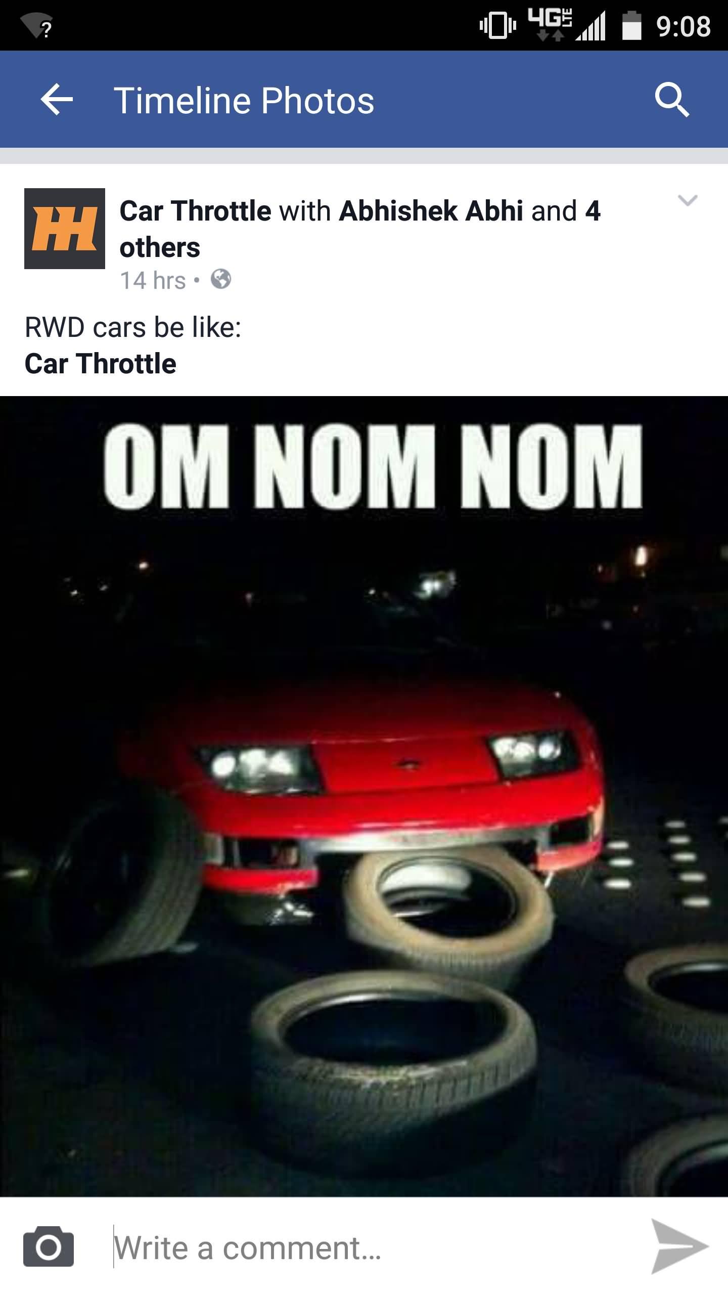 RWD Cars Be Like Car Memes Car Throttle