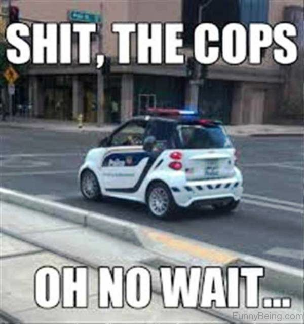 Shit The Cops Oh Car Meme