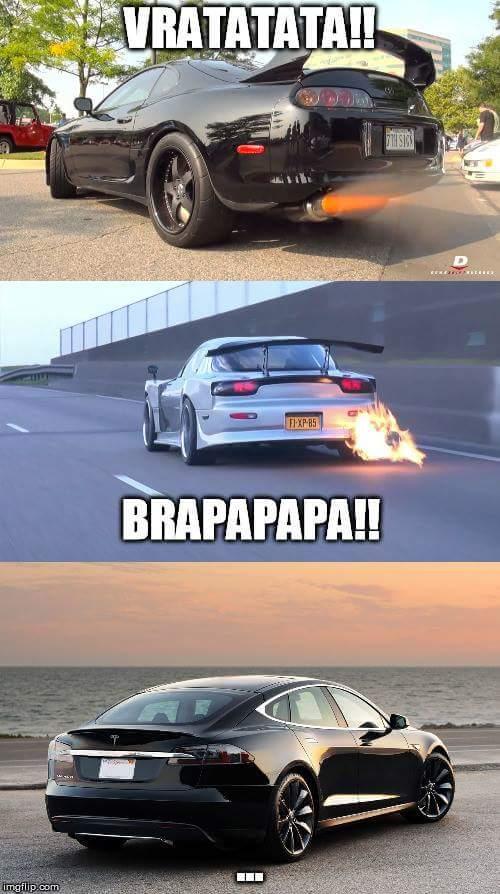 Vratatata!! Brapapapa!! Car Memes Car Throttle