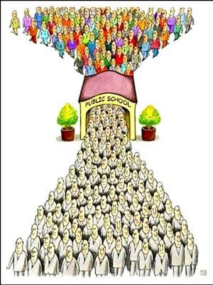 Public Scool Reality Of Life Cartoon Memes Facebook