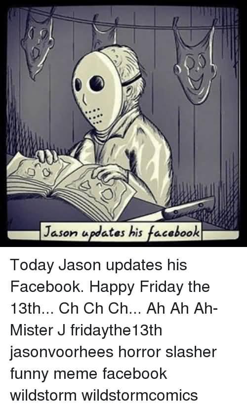 Today Jason Updates His Cartoon Memes Facebook